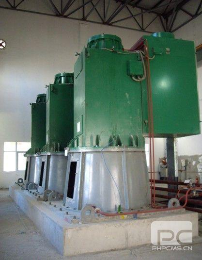 VXL系列立式斜流泵案例1
