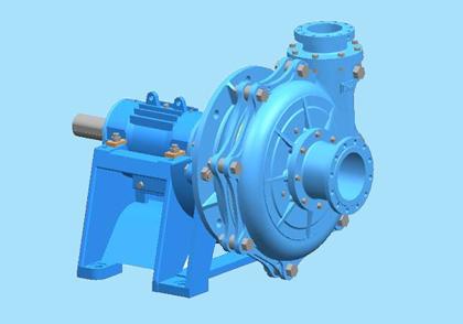 高效渣浆泵KZG系列