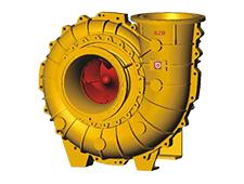 脱硫泵ZT系列